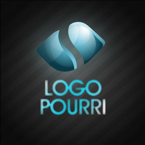 tutorial illustrator  comment faire un bon gros logo web 2