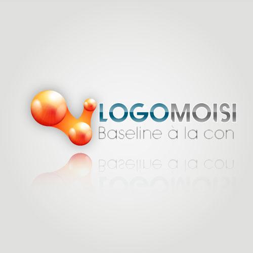 creer un logo web 2.0 sous illustrator